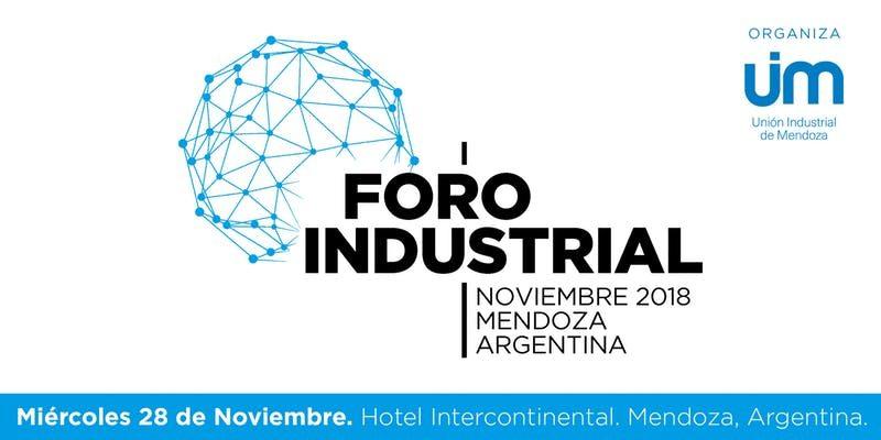 Foro Industrial en el Hotel InterContinental Mendoza